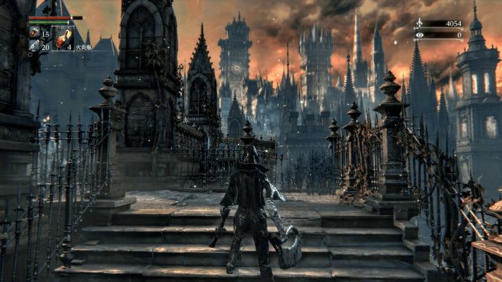 ゲームレビュー ブラッドボーン(Bloodborne)「ダークソウルシリーズのスピンオフに留まらない傑作ゴシックホラーアクション」【PS4】