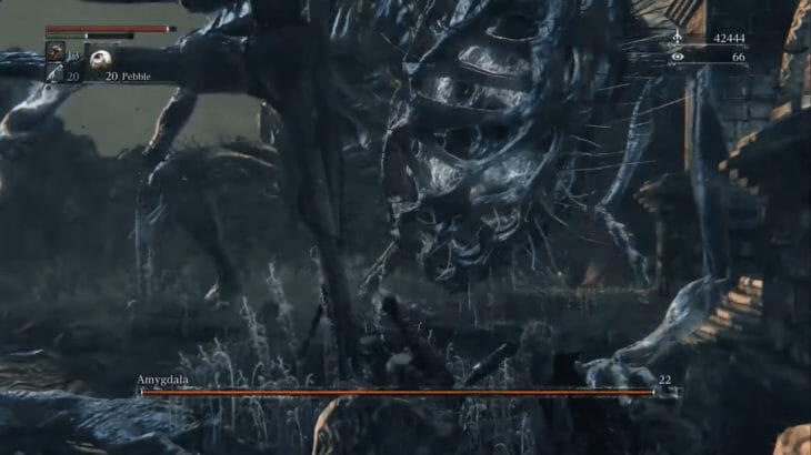 【PS4】Bloodborne攻略 アメンドーズ