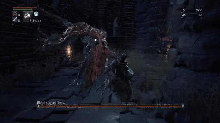 【PS4】Bloodborne攻略 血に渇いた獣