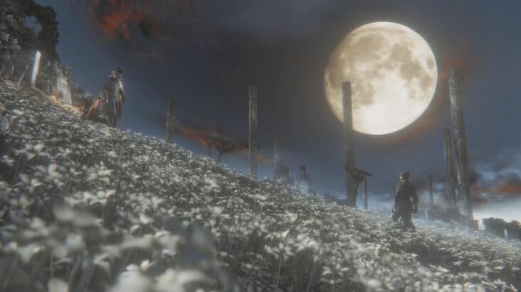 【PS4】Bloodborne攻略 最初の狩人、ゲールマン