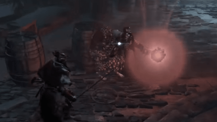 【PS4】Bloodborne攻略 ヘムヴィックの魔女