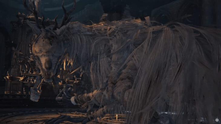 【PS4】Bloodborne攻略 教区長エミーリア