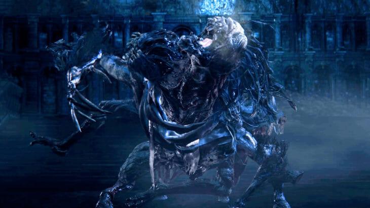 【PS4】Bloodborne The Old Hunters攻略 醜い獣、ルドウイーク/聖剣のルドウイーク
