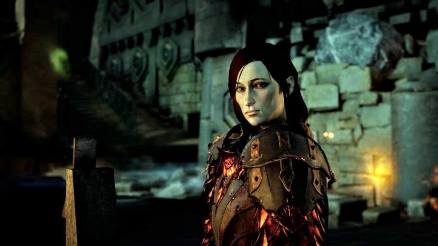 【PS4】ドラゴンエイジ:インクイジション 「ここに眠れる深淵」クリアと上級職考察