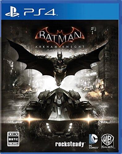 【PS4】バットマン:アーカム・ナイト ゲームインプレ