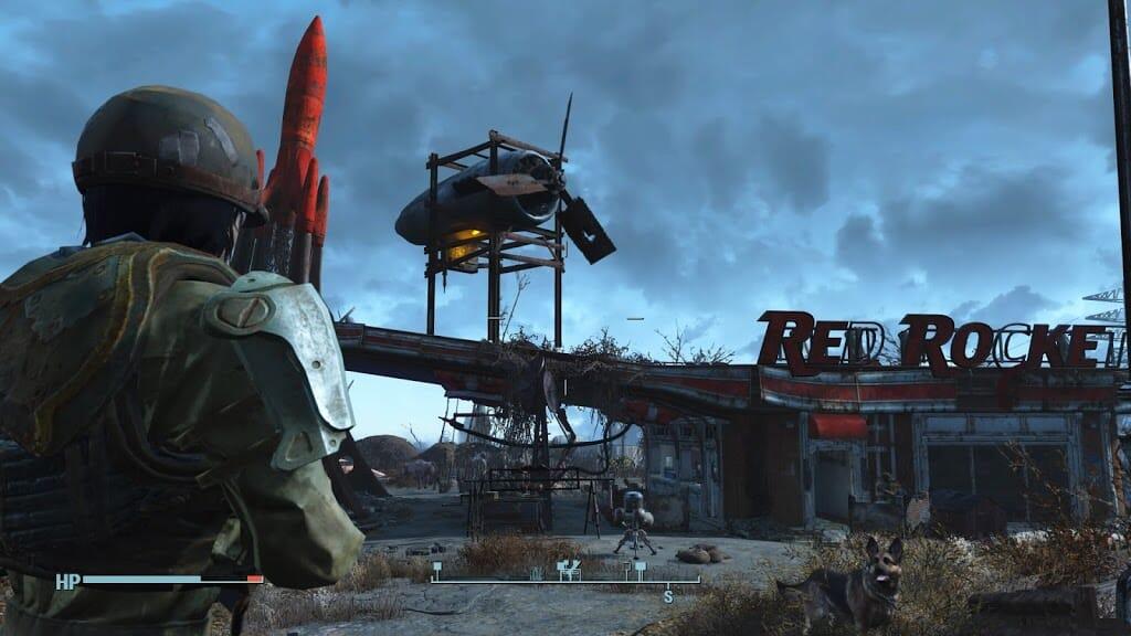 【PS4】Fallout4(フォールアウト4) 最高難易度サバイバルで生き残るために必要なことを考えてみた