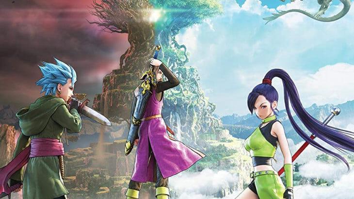 ゲームレビュー ドラゴンクエストXI 過ぎ去りし時を求めて「最高のストーリーテリングで贈るドラクエシリーズの最新作」【3DS】