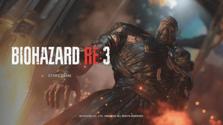 【PS4】BIOHAZARD RE:3(バイオハザード RE:3)体験版レビュー「傑作サバイバルホラー・バイオハザード3 LAST ESCAPEがPS4の最新グラフィックでリメイク」(プレイ動画あり)