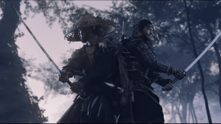 時代劇アクションADV【Ghost of Tsushima(ゴースト・オブ・ツシマ)】発売日決定(6月26日) 冥人(くろうど)が戦うトレーラー動画も公開