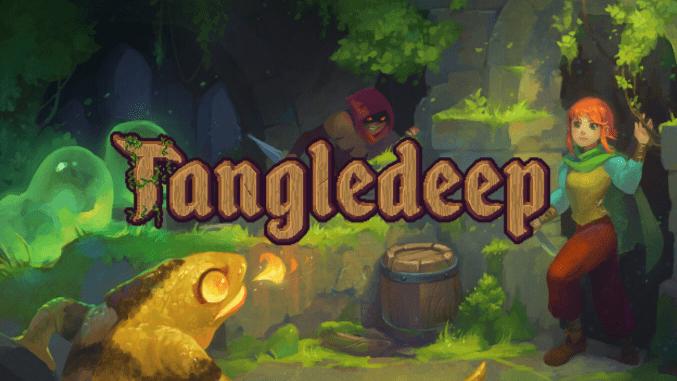 Tangledeep(タングルディープ)クリア後レビュー「可愛い見た目に反して凶悪な難易度の16ビット風ローグライク」【Steam】